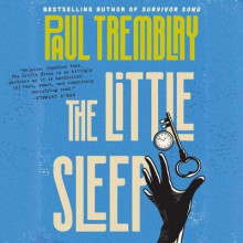 The Little Sleep av Paul Tremblay (Lydbok-CD)