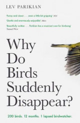 Omslag - Why Do Birds Suddenly Disappear?