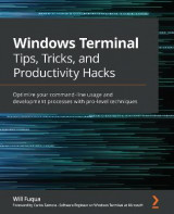 Omslag - Windows Terminal Tips, Tricks, and Productivity Hacks