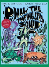 Omslag - Phil The Pooping Stupid Squid
