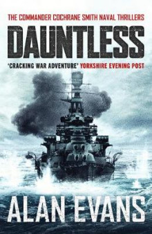 Dauntless av Alan Evans (Heftet)