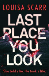 Omslag - Last Place You Look