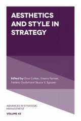 Omslag - Aesthetics and Style in Strategy