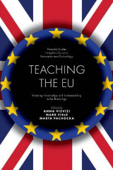 Omslag - Teaching the EU