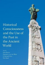 Omslag - Historical Consciousness and the Use of the Past in the Ancient World