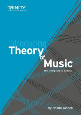 Omslag - Introducing Theory of Music