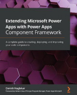 Omslag - Extending Microsoft Power Apps with Power Apps Component Framework