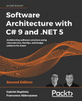 Omslag - Software Architecture with C# 9 and .NET 5