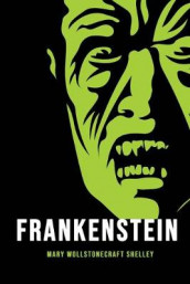 Frankenstein av Mary Wollstonecraft Shelley (Heftet)