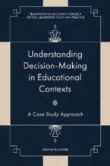 Omslag - Understanding Decision-Making in Educational Contexts