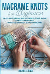 Omslag - Macrame Knots Book For Beginners