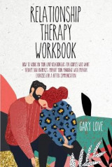 Omslag - Relationship Therapy Workbook