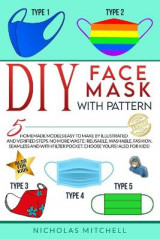 Omslag - DIY Face Mask with Pattern