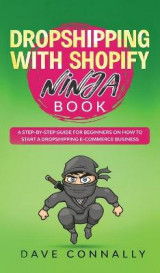 Omslag - Dropshipping with Shopify Ninja Book