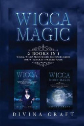 Wicca Magic av Divina Craft (Heftet)
