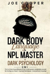Omslag - Dark Body Language + NPL Master + Dark psychology