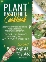 Omslag - Plant-Based Diet Cookbook