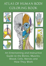 Omslag - Atlas of Human Body Coloring Book