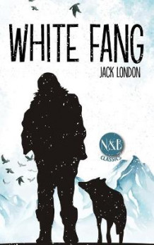 White Fang av Jack London (Innbundet)