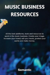 Omslag - Music Business Resources