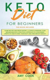 Keto Diet for Beginners av Amy Cook (Innbundet)
