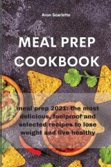 Omslag - Meal Prep Cookbook