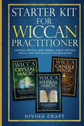 Starter Kit for Wiccan Practitioner av Divina Craft (Heftet)