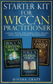 Starter Kit for Wiccan Practitioner av Divina Craft (Innbundet)
