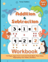 Omslag - Addition and Subtraction Workbook