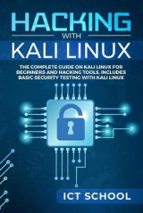 Omslag - Hacking with Kali Linux