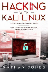 Omslag - Hacking with Kali Linux THE ULTIMATE BEGINNERS GUIDE