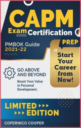 Omslag - CAPM Exam Certification Prep [Pmbok Guide 2021-22]