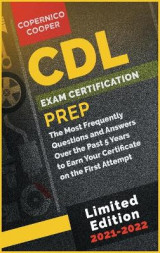 Omslag - CDL Exam Certification Prep [2021-22]