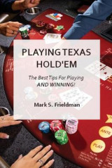Omslag - Playing Online Texas Holdem