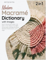 Omslag - Modern Macrame Dictionary with Images [2 Books in 1]