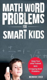 Omslag - Math Word Problems For Smart Kids