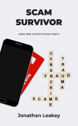 Omslag - Scam Survivor