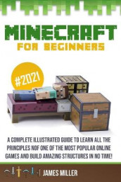 Minecraft for Beginners av James Miller (Heftet)
