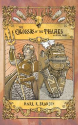 Omslag - The Colossus of the Thames & Other Tales