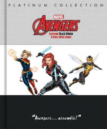 Marvel Avengers av Igloo Books (Innbundet)