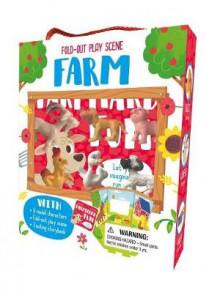 Fold-Out Play Scene: Farm av Igloo Books (Bok uspesifisert)