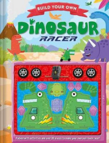 Build Your Own: Dinosaur Racer av Igloo Books (Bok uspesifisert)