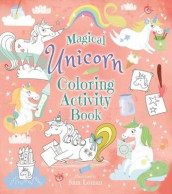 Magical Unicorn Coloring Activity Book av Sam Loman (Heftet)