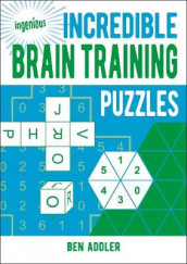 Incredible Brain Training Puzzles av Ben Addler (Heftet)