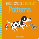 Omslag - Which One Is Different? Patterns