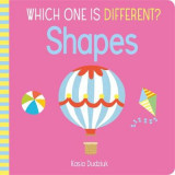Omslag - Which One Is Different? Shapes
