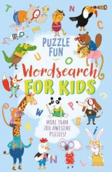 Omslag - Puzzle Fun: Wordsearch for Kids