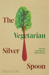 Omslag - The vegetarian silver spoon