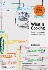 Omslag - What is Cooking (signed edition)
