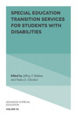 Omslag - Special Education Transition Services for Students with Disabilities